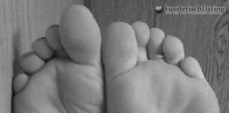 Teenie Füße Bayern
