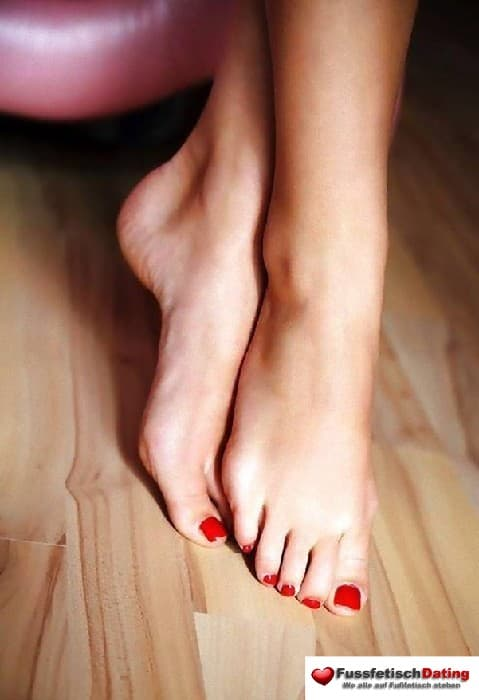 Willst Du meine Füße lecken