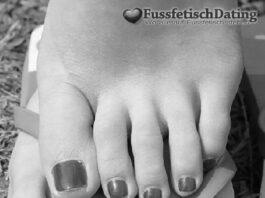 Komm meine Füße küssen