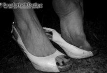 Bereit für ein Fuß Fetisch Date?