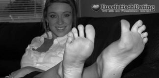 Suche Mann für Fußfetisch Freundschaft.