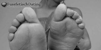 Mach ein Date mit der Fußfetisch Göttin.
