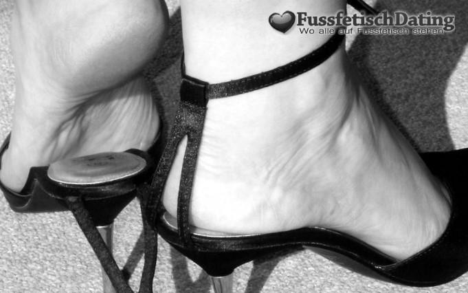 Beim Treffen darfst Du meinen Fußkäse essen