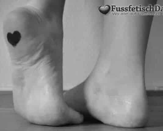 Ich suche einen geilen Fußlover.