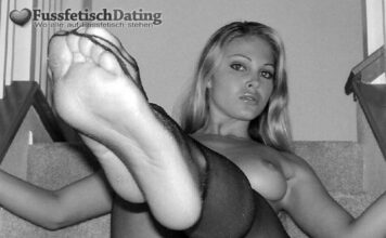 Gehobene Fußerotik in Norddeutschland
