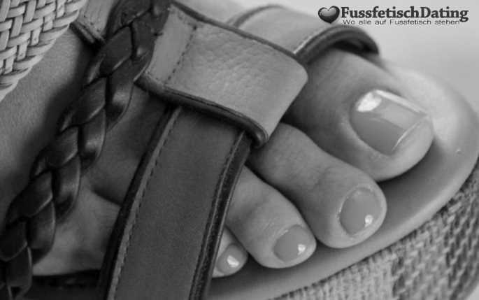 Die geile griechische Fußform.