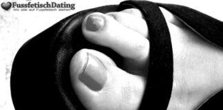 Griechische Fußform ist sexy.