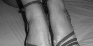 Ein Date mit dem Fußfetisch Luder