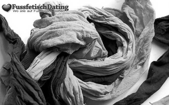 Bist du ein Nylonfetischist und willst ein Date?