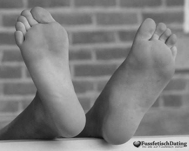 Feuchte Teenager Füße