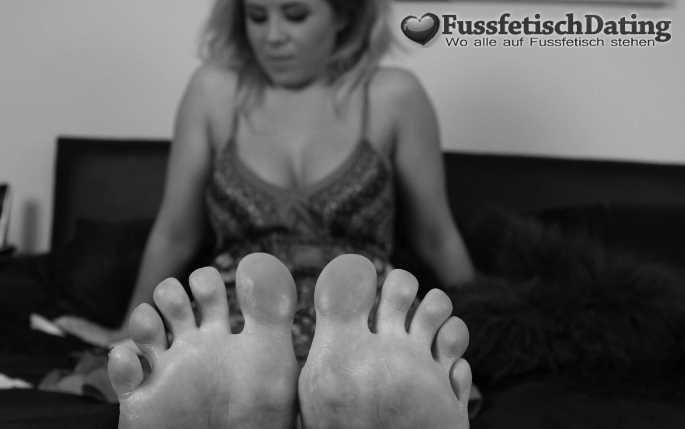 Willst Du ungewaschene Frauenfüße lecken?