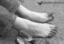 Wer will ungewaschene Füße verwöhnen?